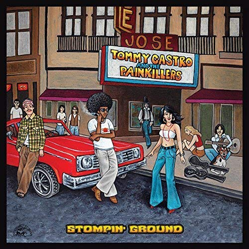 Stompin' Ground [Vinyl LP]