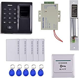 Baosity Full RFID Access Control Keyboard System Access Accounts