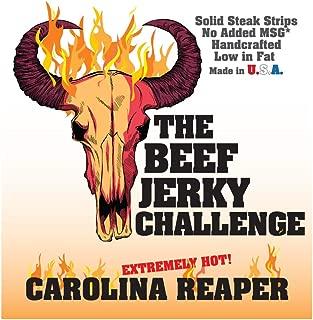 reaper beef jerky