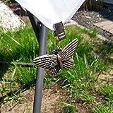 8er Set Tischdeckenbeschwerer Schmetterling - 3