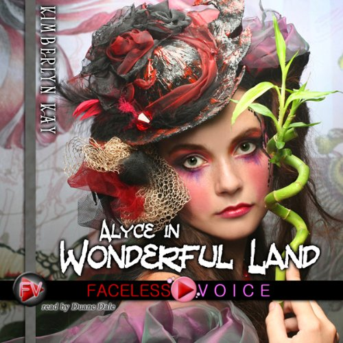 Alyce in Wonderful Land: Duane Dale Narration audiobook cover art