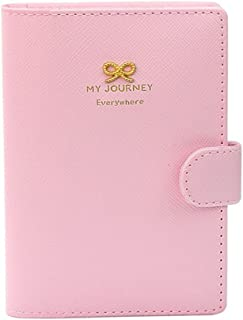 bjduck99 Fashion Passport Holder ID Credit Card Document PVC Cover Case Travel Protector