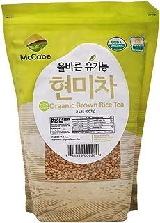McCabe Organic Brown Rice Tea, 2 lb (32 oz)