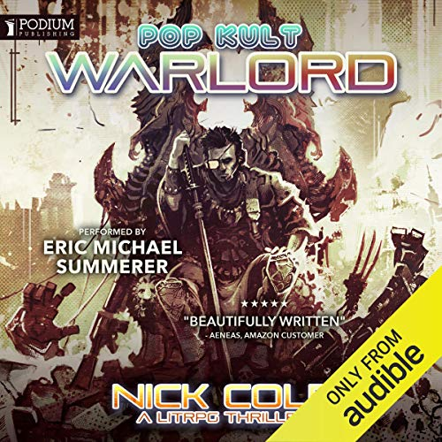 Pop Kult Warlord cover art