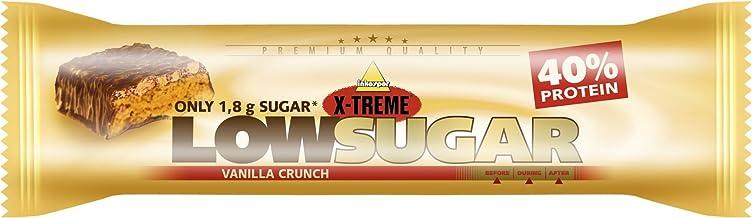 Inkospor X-TREME Low Sugar Vanilla Crunch Protein Bars 24-Count