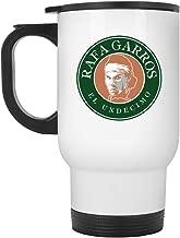 Rafa Garros Tennis Coffee Mug - Rafael Nadal King of Clay Fans Ceramic Mug - Water Bottle - Travel Mug - Beer Stein