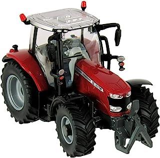TOMY BRITAINS - Véhicule de Collection, Tracteur Massey Ferguson 6718S 1 pour Adultes 43235, Tracteur Agricole, Modèle à ...