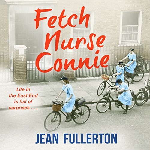 Fetch Nurse Connie audiobook cover art