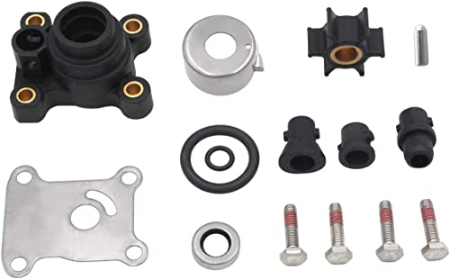 popular Water Pump Repair Kit Replaces Outboard Motor outlet online sale Johnson Evinrude 1974-up Parts 394711 2021 0394711 18-3327 8-15HP outlet sale