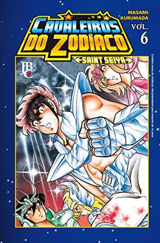 Cavaleiros do Zodíaco (Saint Seiya) - Volume 6