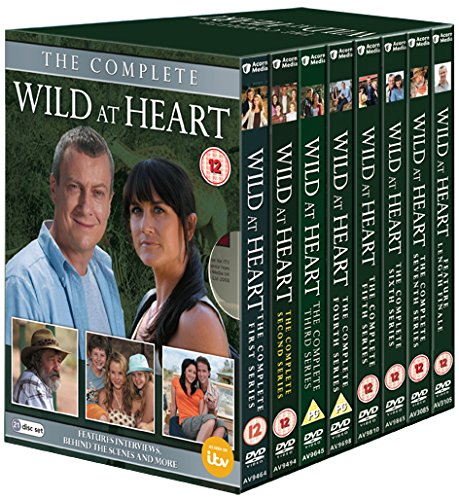 Series 1-8 - Complete Boxed Set