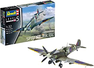 spitfire model airplane kit