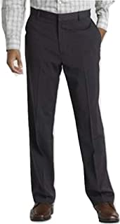Covington Men's Flat-Front Dress Pants Size 30x30 Navy
