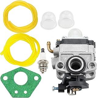 Leopop 753-08045 753-06442 Carburetor for Troy Bilt TB2BP TB2BVEC TB2BPEC MTD RM2BP YM2BP Backpack Blower Parts Fuel Line