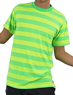 Best green and yellow striped shirt Reviews