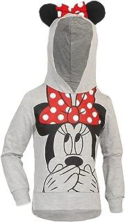 Disney Girls Minnie Mouse Big Costume Hoodie
