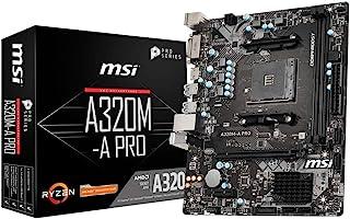 MSI A320M-A PRO Intel Sockel 1151 DDR4 m.2 USB 3.2 Gen 1 HDMI ATX płyta główna