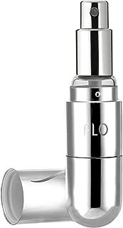 FLO Refillable Fragrance Atomiser, Silver, 0.2 Ounce
