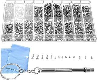 900 mini Petite Taille Taille Assortiment de vis pour Lunettes Lunettes