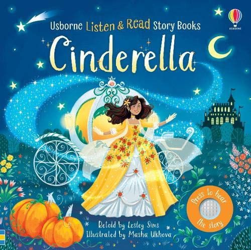 Cinderella (Listen and Read Story Books)