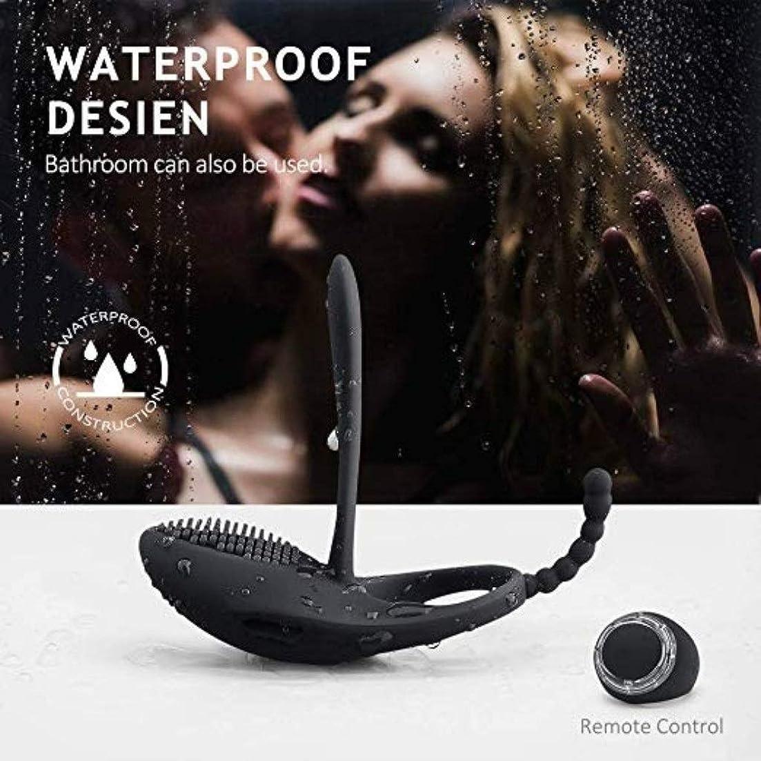 避難フローインタネットを見るCJZ-BDファッションパーソナリティ小道具 防水シリコーンコックリング振動ペニスマッサージセックスリング 慎重なパッケージ