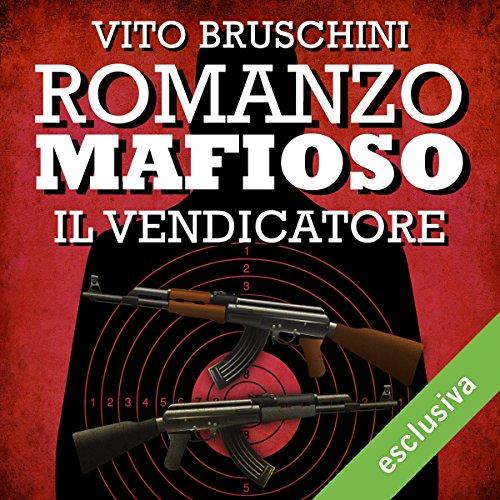 Romanzo mafioso. Il vendicatore copertina