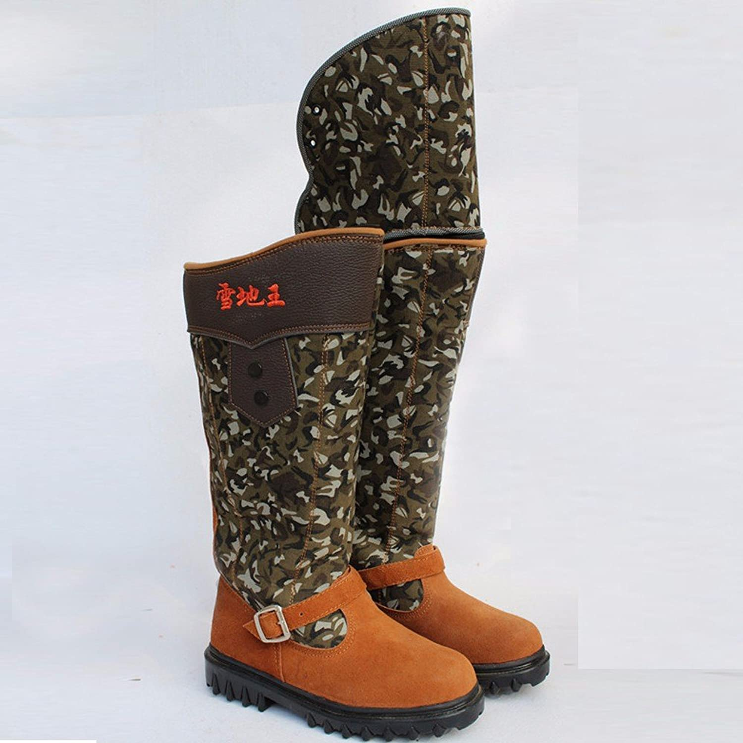 Men's winter boots warm shoes