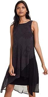 Desigual womens DRESS KEIRA Dress
