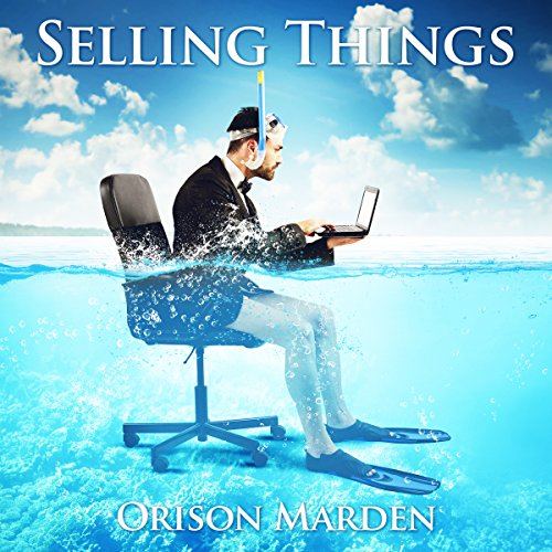 Selling Things audiobook cover art