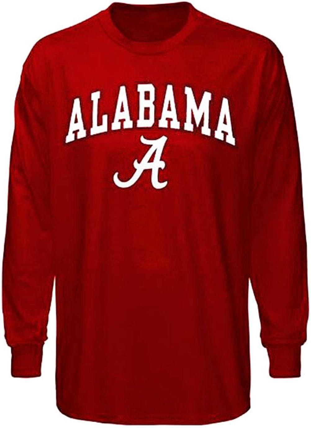 Alabama University Crimson Tide Shirt Long Sleeve T-Shirt