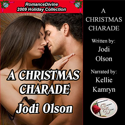 A Christmas Charade cover art