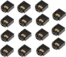 10 x 3.5mm Headset Headphone Jack Plug Port Connector Socket Replacement for Xbox One Slim S Wireless Controller Repair Part