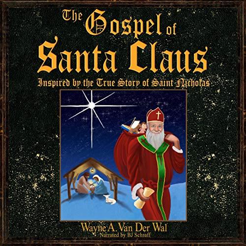 The Gospel of Santa Claus audiobook cover art