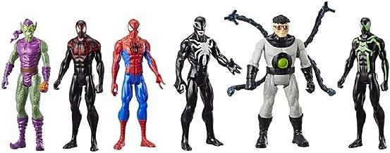 Marvel Spider-Man Titan Hero Series 6 Pack