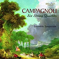 Campagnoli: String Quartets by Ensemble Symposium (2014-10-30)