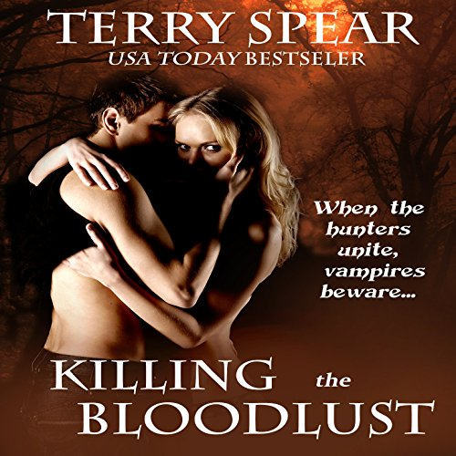 Killing the Bloodlust audiobook cover art