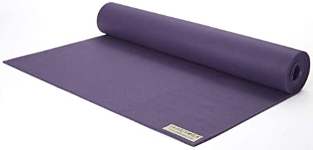 Jade Yoga - Fusion Yoga Mat - Extra Thick for Extra Comfort
