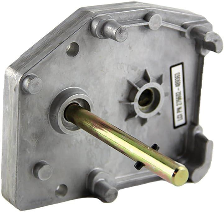 Lippert Components Aluminum Milwaukee Mall Gear Box Mount Long Beach Mall for Landing Universal