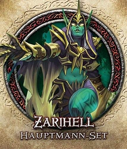 Fantasy Flight Games FFGD1333 Descent 2. Ed. - Zarihell