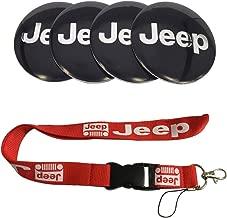 jeep wheel centre caps