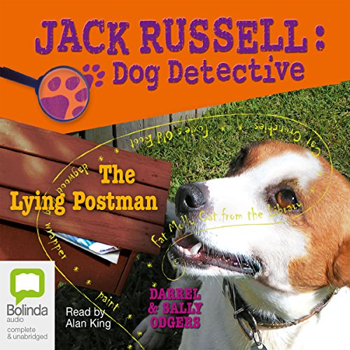 Jack Russell 4 audiobook cover art