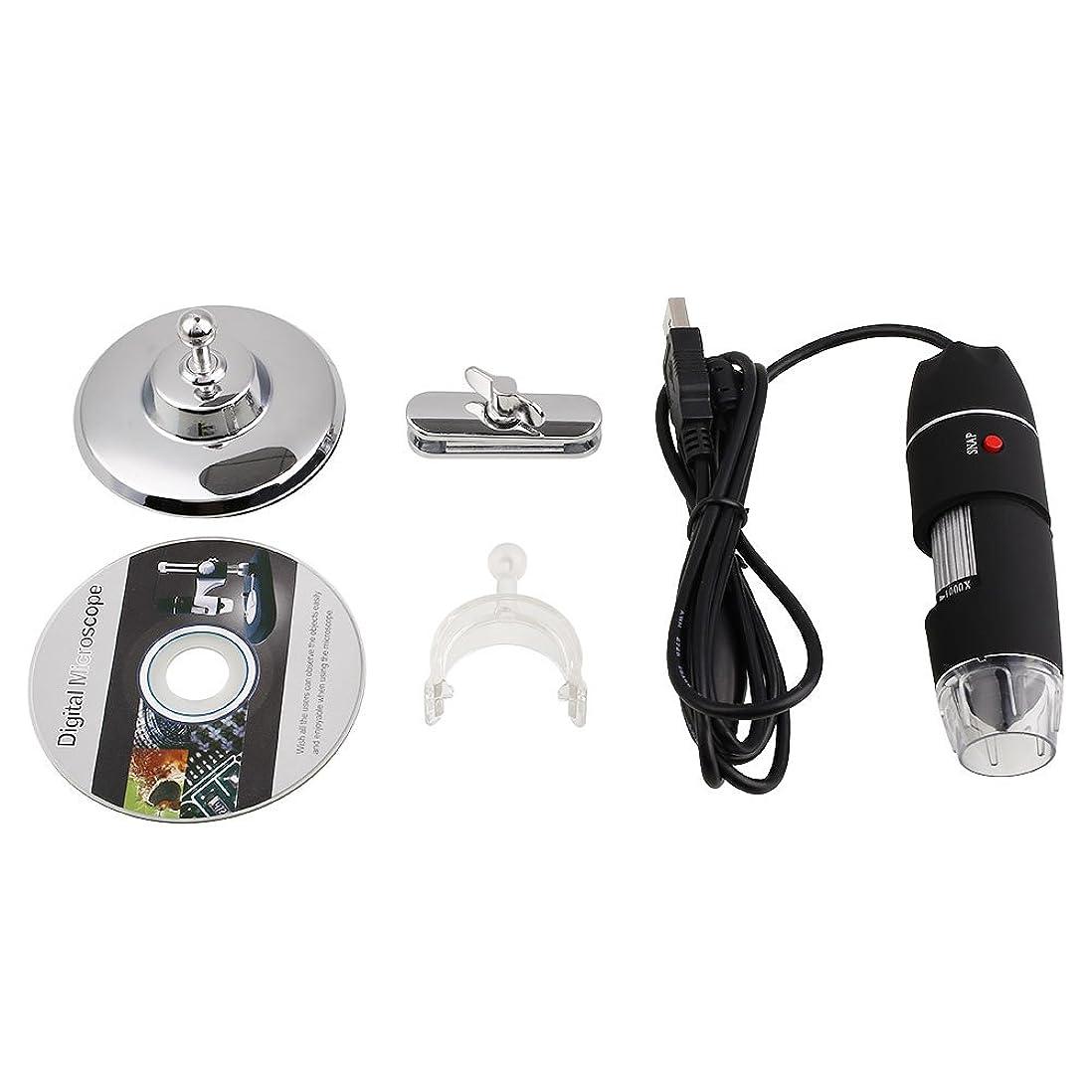 フェデレーション入札かすれたJiayuane USB 2.0デジタル顕微鏡内視鏡拡大鏡PCビデオカメラ(ビデオと画像の撮影用)