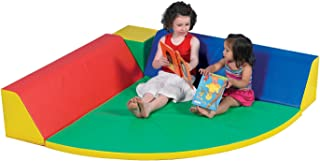 Children's Factory Quarter Circle Restful Corner Classroom Furniture (CF322-349)
