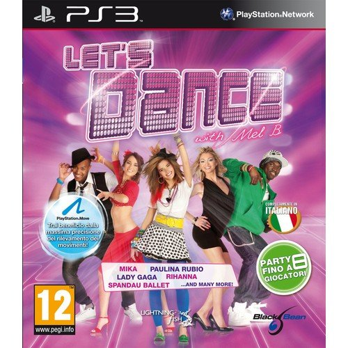 Let'S Dance With Mel B - Ps3