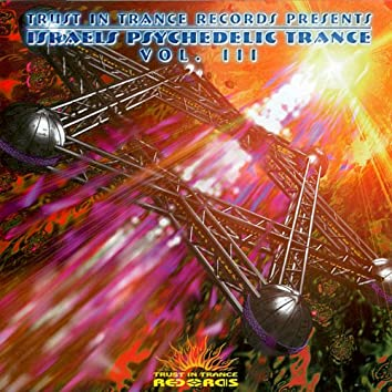 Israels Psychedelic Trance - Vol. 3