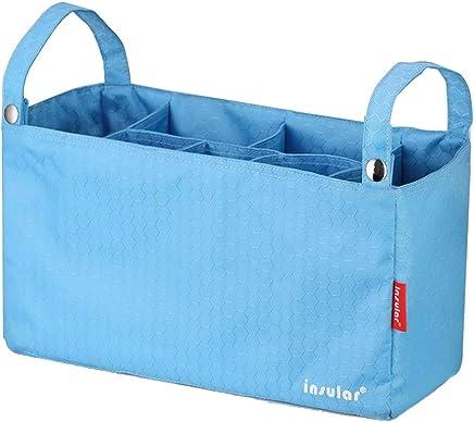 Blau Bluekitty Kinderwagentasche Organizer Kinderwagen Baby Buggy Mit Rei/ßverschluss