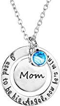 BGAFLOVE Mother Gifts, Dad Gift, Husband Gift, Wife Gifts, Son Gifts, CP Gifts, Pendant Necklace & Keychain Jewelry for Women Girls