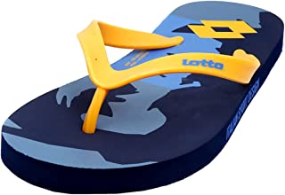 Lotto Men's Yellow Flip