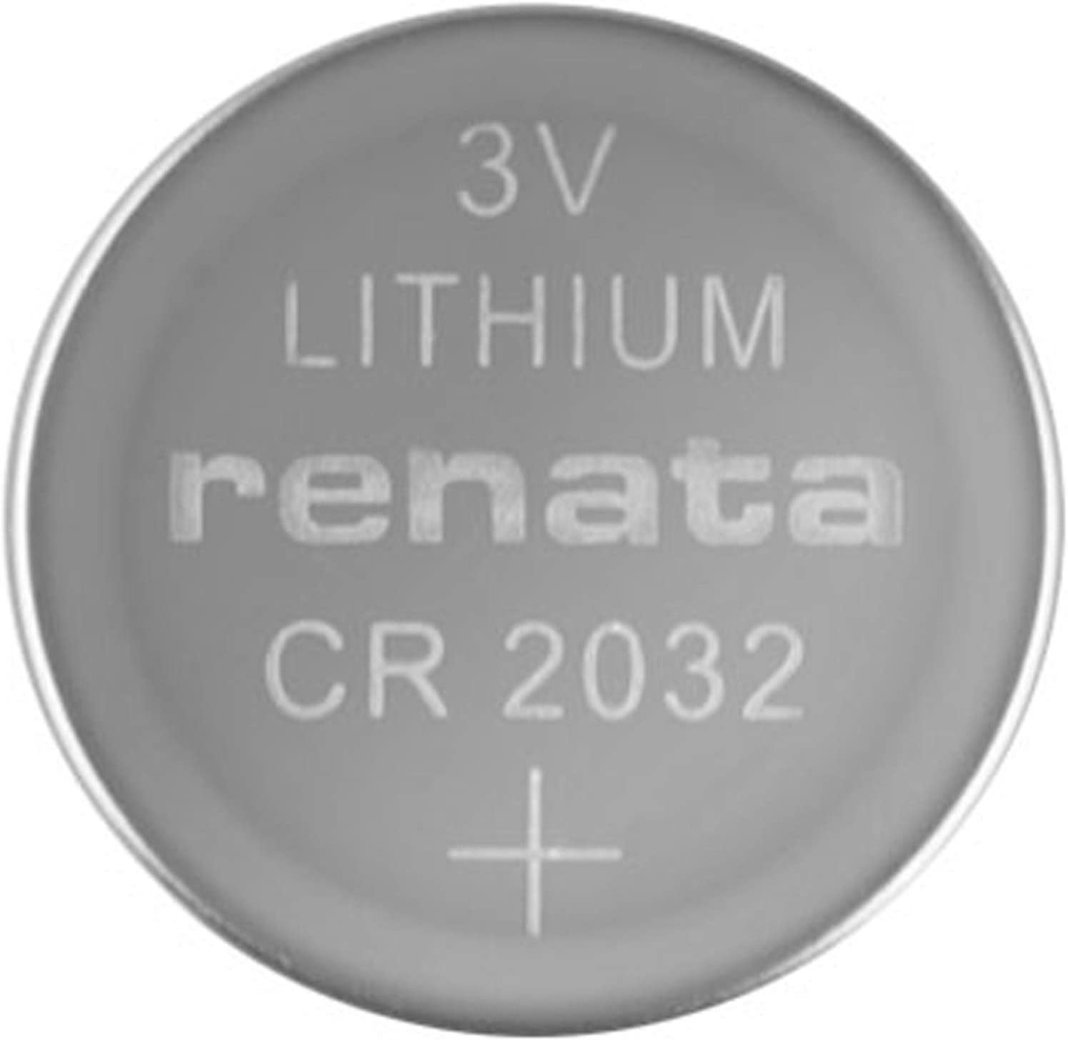 Renata Coin Cell Battery CR2032 Lithium 3V Ranking TOP4 DL20 In a popularity Replaces