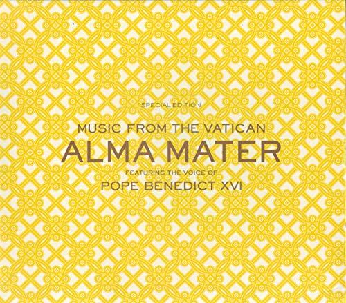 Alma Mater - Musik aus dem Vatikan mit Papst Benedikt XVI / Deluxe CD+DVD Version